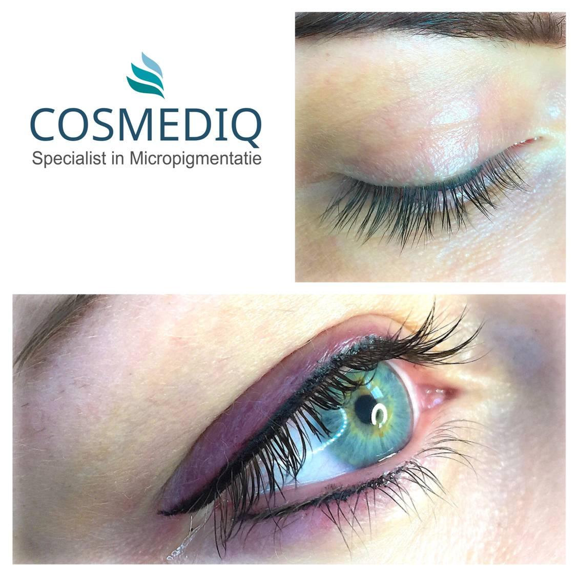 cosmediq eyeliner permanente make up
