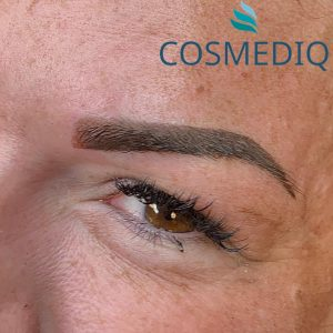 cosmediq permanente make up wenkbrauwen