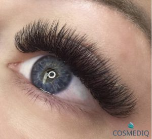 Russian Volume wimperextensions/ 2D-6D wimperextensions